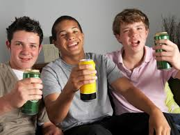 Drinking May Teen Booze-branded Merchandise Spur