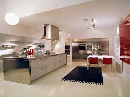 Lights In The Kitchen Kitchen Good Kitchen Decoration With Stainless Steel Track Lights