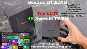 Beelink Gt King The Best 4k Android Tv Box Of 2019 The Review