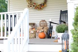 Fall Porch Decorating 3 Reasons Why You Need To Decorate Your Porch This Fall