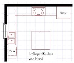 Kitchen Layout With Island L Shaped Kitchen Design Pictures Shaped Kitchen Plans With