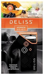 Deliss <b>Ароматизатор для автомобиля</b>, AUTOP006.03/01, <b>Joy</b> ...
