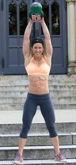 Heather Keenan...WOW! | Total workout, Kettlebell workout, Fitness ...