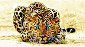 HD 3D Tiger Wallpaper