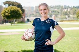 midfielder poised for greatness daily bruin freshman midfielder jenna richmond entered her first college soccer season as the consensus no 1