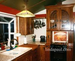 Mural Tiles For Kitchen Decor Western Murals For Kitchen Backsplash Kitchen Backsplash 67