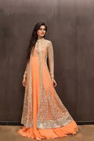 let traditional functions feel the modesty in designer indian