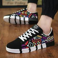 Awesome design black white Kitchen New Fashion Design Men Awesome Black White Canvas Shoes Flats Casual Shoes Home Design Decorating Ideas Fashion Design Men Awesome Black White Canvas Shoes Flats Casual