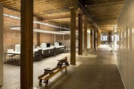 decorist sf office 13. In The Open-plan Space, A Wooden Rowing Machine Has Prime Spot. Decorist Sf Office 13