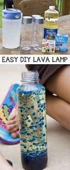 with just 4 ings water oil food coloring and alka seltzer you can easily make your very own lava l