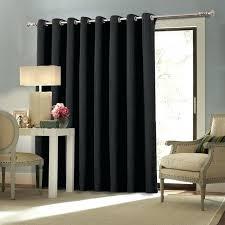sliding patio door curtain ideas blackout curtains shutters for glass doors blinds u86 curtains
