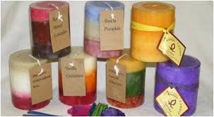 Top 10 DIY Sweet Scented Candles