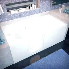 how much does a step in tub cost of safe step walk in tub home how much does a step in tub cost