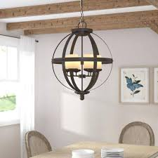 chandelier moving box laurel foundry modern farmhouse agave 5 light wagon wheel 6 shaded uk