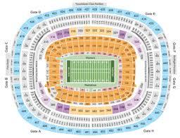 Fedex Seating Chart Factual Fedexfield Seat View Fedex Stadium Map Washington