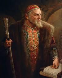 Царь Иван Грозный первый русский царь правление Ивана Грозного  Царь Иван Грозный