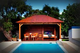 Small Picture Pool Cabanas Luxury Perth Poolside Cabana Pool Pinterest