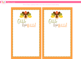 Printable Thanksgiving Cards Free Thanksgiving Printables From The Party Bakery Catch