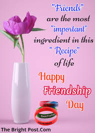 friendship day status new pic for s