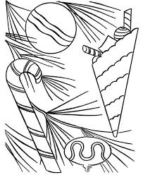 Small Picture Sweet Candy Cane Coloring Page Download Print Online Coloring