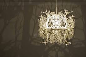 thyra hilden and pio diaz artists created the coolest chandelier ever huffpost