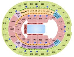 Amway Center Seating Chart Disney On Ice Amway Center Seating Charts For All 2019 Events