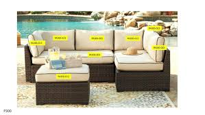 outdoor chair back cushions beige brown back cushion sunbrella high back outdoor chair cushions
