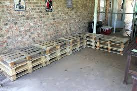outside furniture made from pallets. Patio Furniture Made Of Pallets Pallet Out Wood Outside From P