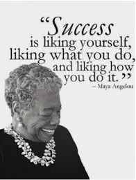 Maya Angelou Quotes About Life Inspiration Maya Angelou Quote On Success Of Life Bookmarked Pinterest