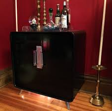 Diy modern vintage furniture makeover Buffet Barside Modern Deco Bar Makeover The Year Of Living Fabulously Furniture Makeover The Year Of Living Fabulously