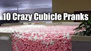 office desk pranks ideas. 10 Crazy Cubicle Pranks [pics] Office Desk Ideas R