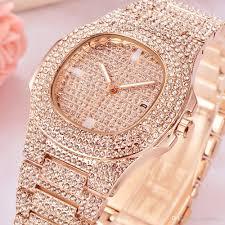 Designer Diamond Watches Men Women Diamond Watches Luxury Quartz Calendar Wristwatches Vintage Designer Watch Mens Womens Male Female Gold Silver Wristwatch New