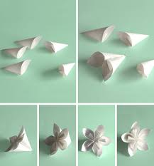 How To Make A Flower Out Of Paper Step By Step Step By Step Kusudama Flower Ball