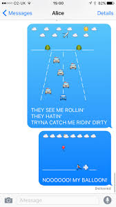 They See Me Rollin They Hatin Emoji 7 Unexpectedly Cool Things You Can Do With Emoji Beyond