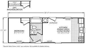 this 378 square foot single wide home is available for delivery in washington oregon idaho