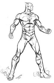 Small Picture The flash superhero coloring pages Projects to Try Pinterest