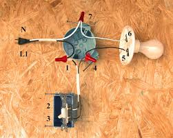 single light switch wiring diagram light switch wiring diagram 2 switches 2 lights at Single Light Switch Wiring