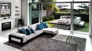 large sliding patio doors: view in gallery contemporary home sports a stunning display of sliding glass doors that connect the living room with
