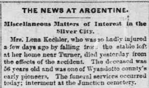 Magdalena Smith Kechler Obituary - Newspapers.com