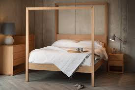 Poster Bedroom Furniture Four Poster Beds Natural Bed Company