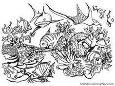 Small Picture realistic flower coloring pages Bing Images furry fishy