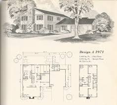 house plan vintage home plans old west 1971 antique alter ego old farm house plans