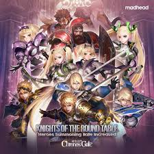 Knights Of Round Table Watch Chronos Gate Increased Chance For Knight Of The Round Table 10