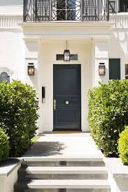 pretty white front door. Pretty White Front Door