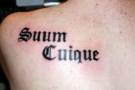 каждому своё фото тату