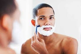 shaving hair will only make it grow back thicker