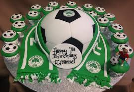 soccer cakes recipes The Soccer Cakes for the Football Fans