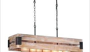 candle chandelier non electric hanging rustic medium size of lighting can