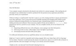 Charter School Executive Director Cover Letter