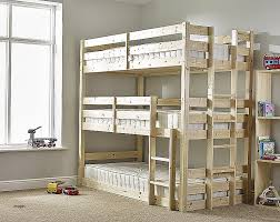Bunk Beds Really Cool Bunk Beds For Sale Elegant Three Sleeper